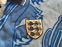 Classic Global Football Shirts | 1993 England Old Vintage Soccer Jerseys